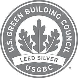 U.S Green Building Council LEED Silver