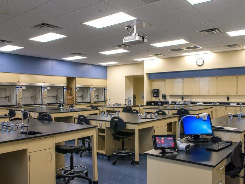 Valencia College Lake Nona Campus Lab
