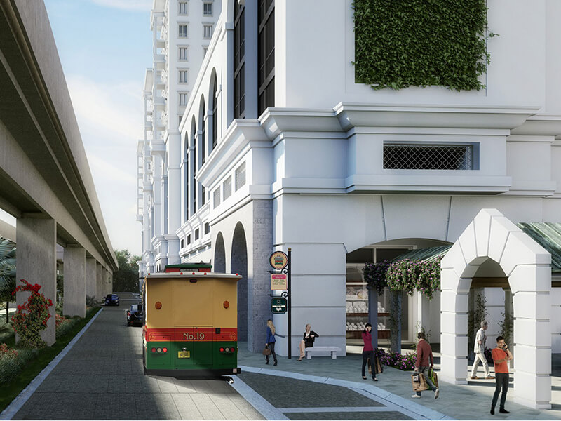 Gables Station Planned Development In Coral Gables