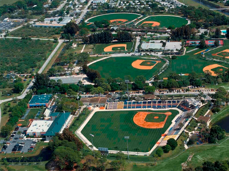 Historic Dodgertown Vero Beach Sports Village