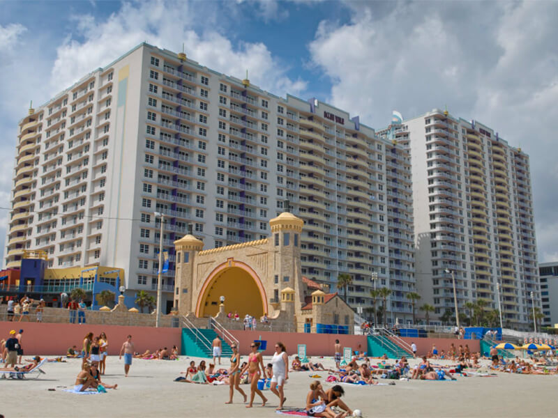 Wyndham Ocean Walk Resort Daytona Beach Fl