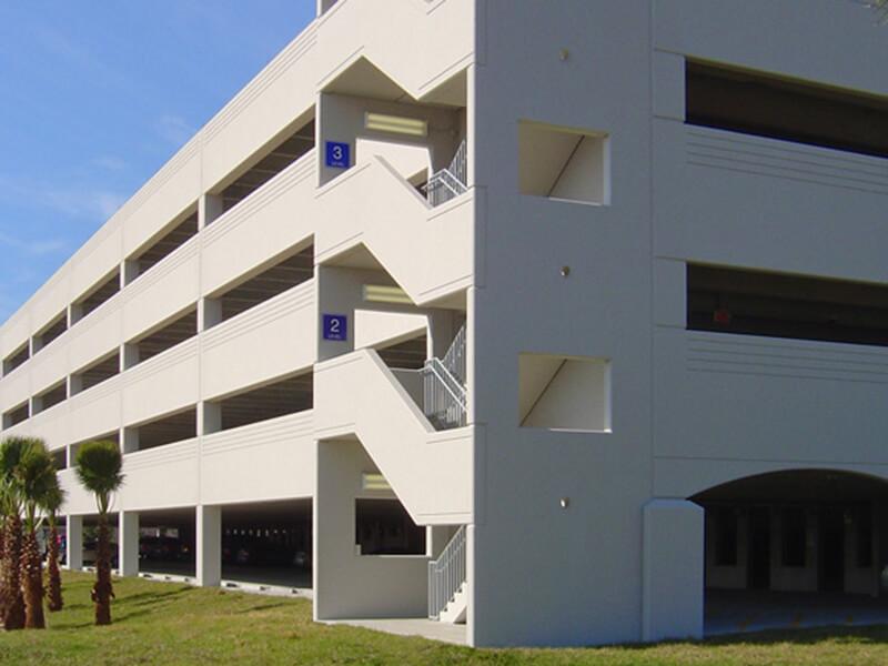 11026 Fgcu Parking Garage 4 Oci Associates