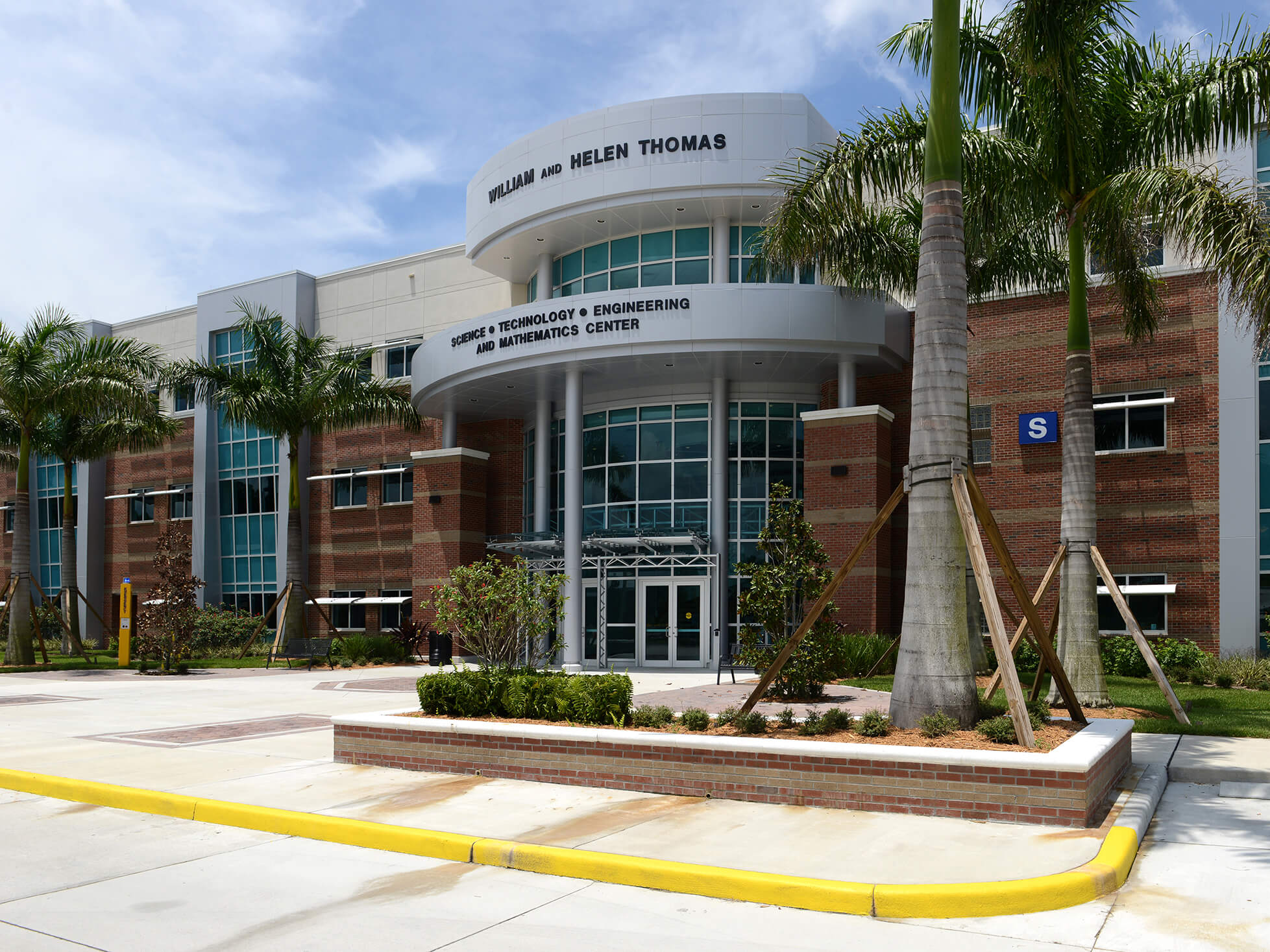 William Amp Helen Thomas Stem Center Oci Associates