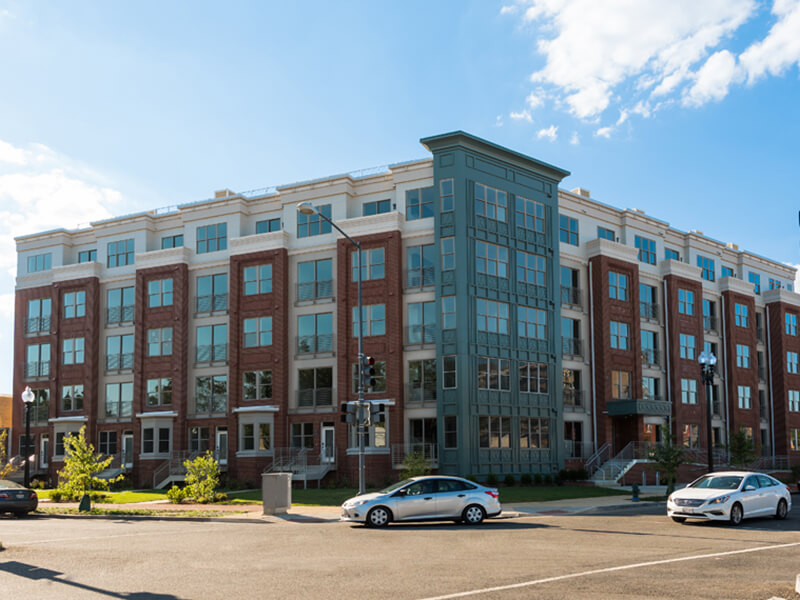Residential & Mixed Use - OCI Associates