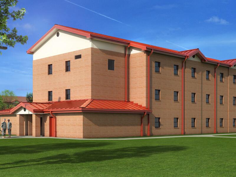 Fort Belvoir U S Army Base Nolan Building Oci Associates
