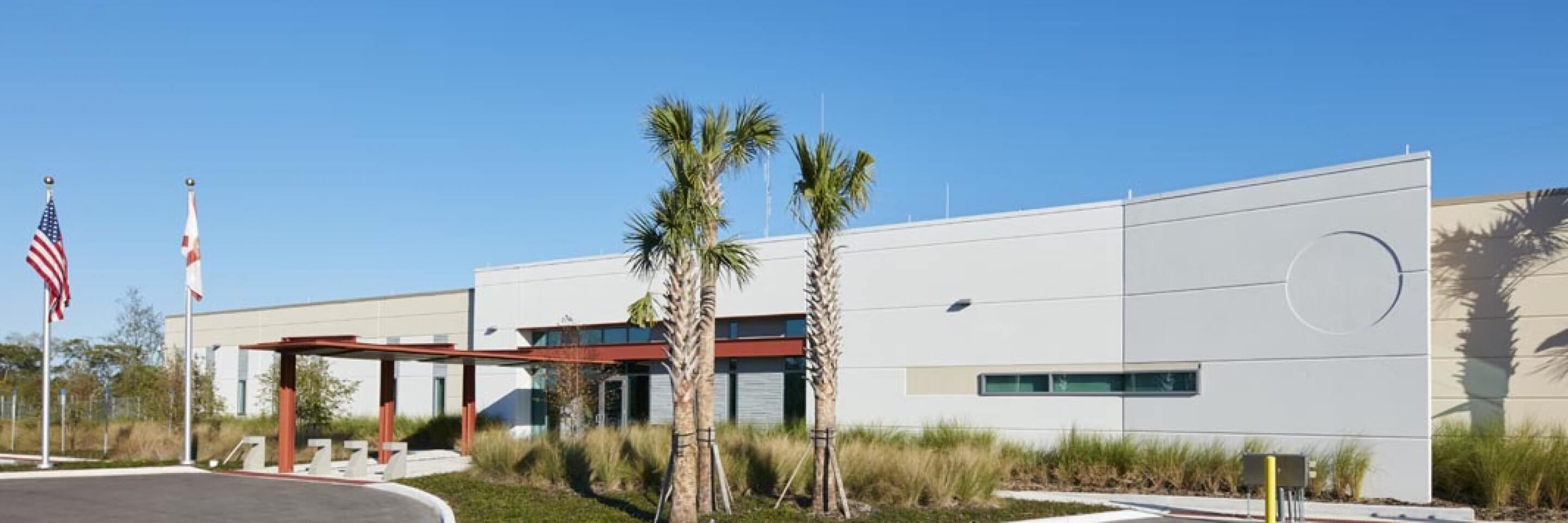 Hillsborough County Public Safety Operations Center